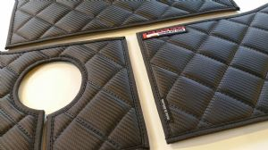 Carbon Vinyl Boot Liners